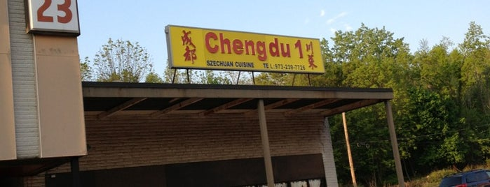 Chengdu 1 is one of New Jersey.
