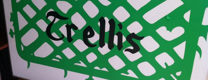 Trellis is one of Top 10 dinner spots in Quezon City, Philippines.