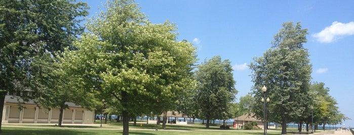 Ontario Beach Park is one of Romina : понравившиеся места.