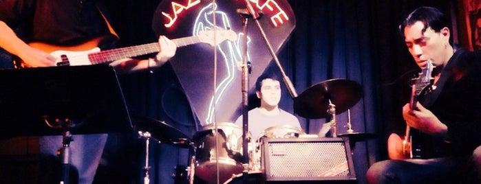 Jazz Café is one of todo.cordoba_es.