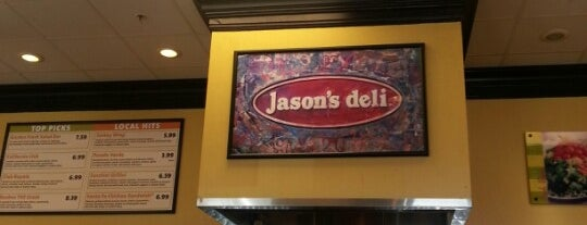 Jason's Deli is one of Must-visit Food in Virginia Beach.