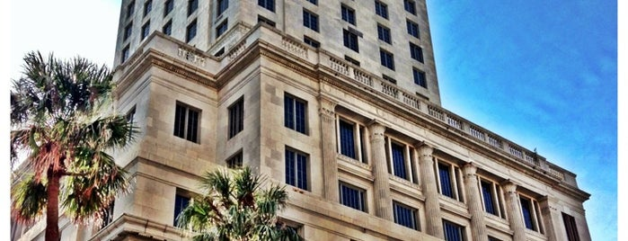 Miami-Dade County Courthouse is one of Florida.