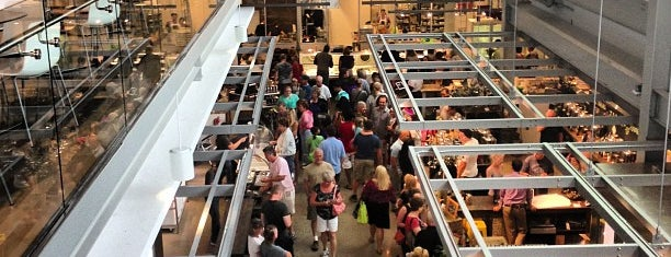 Downtown Market is one of 40 Top-Rated Food Halls in the U.S..