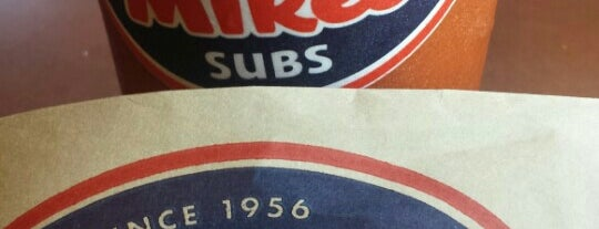 Jersey Mike's Subs is one of Lieux qui ont plu à Tyler.