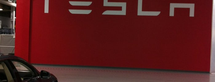 Tesla Motors is one of Silicon Valley Companies.