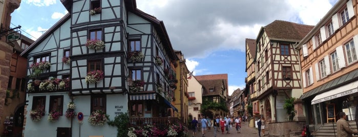 Riquewihr is one of Bienvenue en France !.