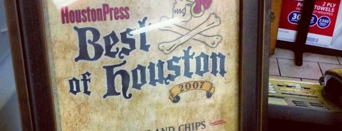 Wild Kitchen Original is one of Houston Foodie.