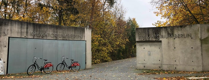 Krematorium Berlin is one of Berlin.