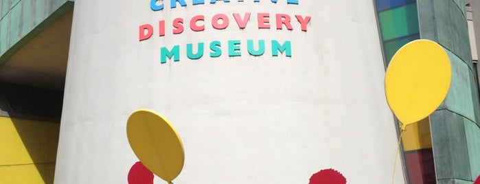 Creative Discovery Museum is one of Juan Fco Arriaga Cさんの保存済みスポット.