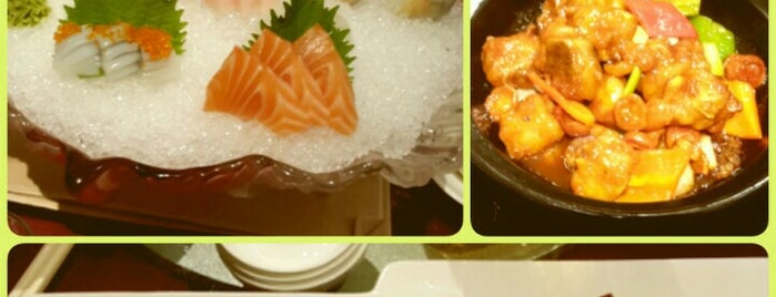 Jin Yue Xuan Restaurant is one of Zhuhai.