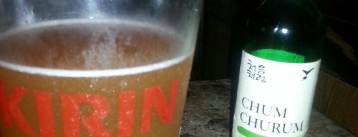 HangOver AYCD Draft Beer is one of LA bars.