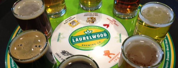 Laurelwood Public House & Brewery is one of The Land of Stumps.