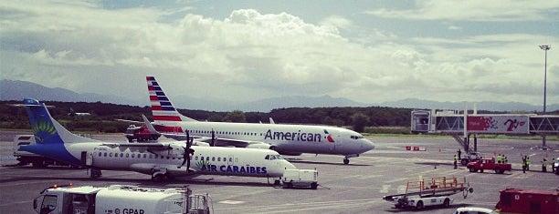 Aéroport Pôle Caraïbes (PTP) is one of Travel.
