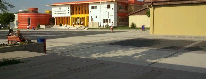 ODTÜ Geliştirme Vakfı Okulları is one of Erdem'in Beğendiği Mekanlar.