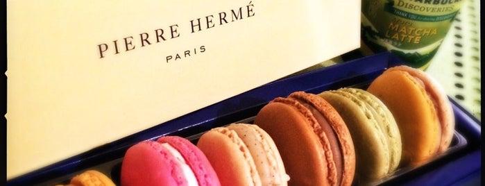 Pierre Hermé Paris is one of Tokyo.