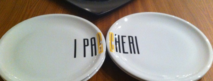 I PACCHERI RESTAURANT is one of Alessandroさんのお気に入りスポット.