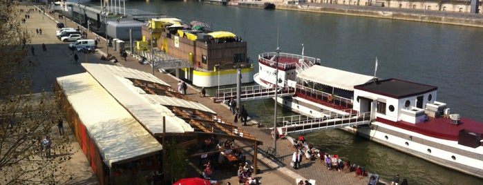 Bateau El Alamein is one of LIVE MUSIC PARIS.