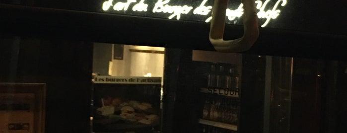 L'Artisan du Burger is one of Paris.