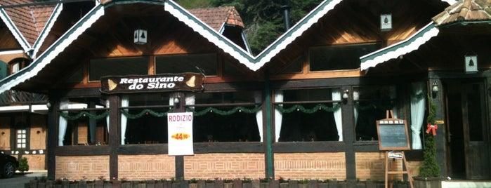 Restaurante do Sino is one of Campos do Jordão.