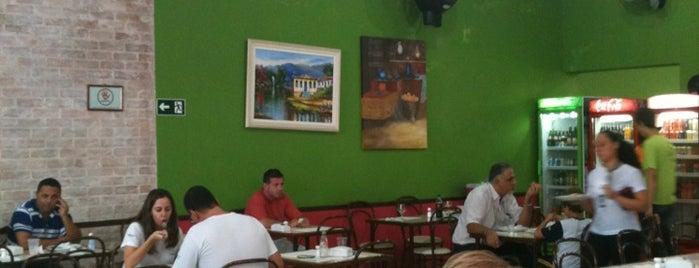 Bassi Restaurante is one of Locais curtidos por Fernando.