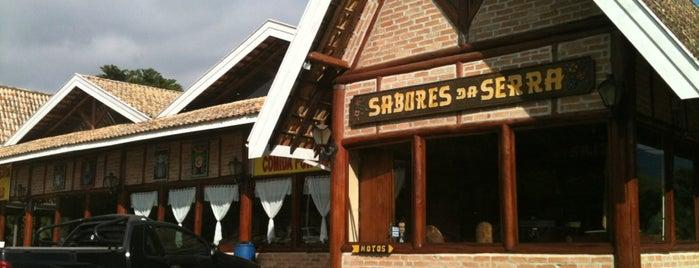 Restaurante Toco - Sabores da Serra is one of CAMPOS DO JORDÃO.