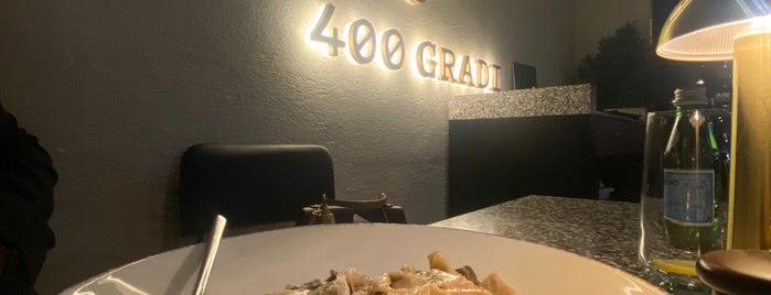 400 Gradi is one of Q8.