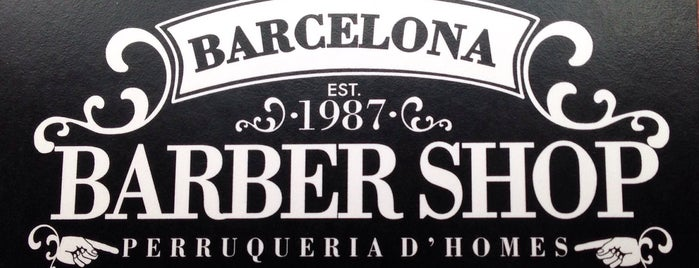 Barcelona Barber Shop is one of Locais curtidos por jordi.