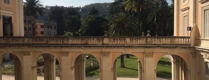 Galleria Nazionale d'Arte Antica a Palazzo Corsini is one of ZeroGuide • Roma.