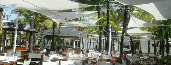 Nikki Beach Miami is one of Miami Florida - Peter's Fav's.
