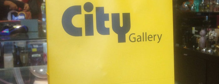 City Gallery is one of Foodie women.