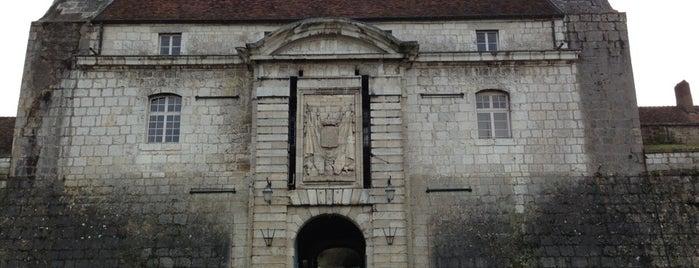 Ciudadela de Besanzón is one of Bienvenue en France !.