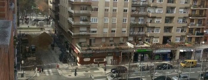 Calle de la Cruz Blanca is one of Gustavoさんのお気に入りスポット.