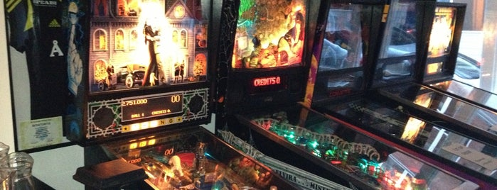 The Pipeline is one of Pinball Destinations.
