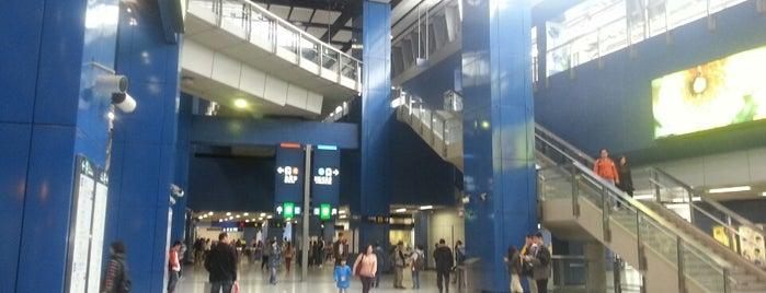 MTR Tai Wai Station is one of Tempat yang Disukai Marisa.