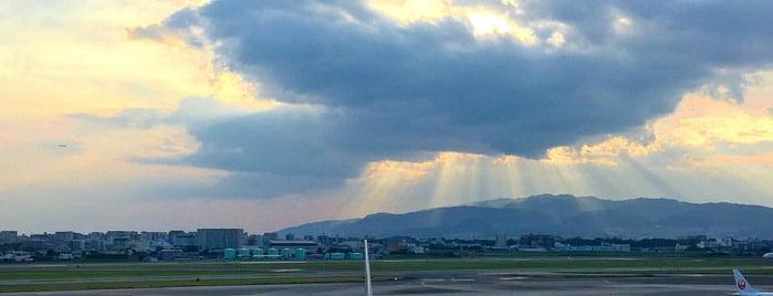 Osaka (Itami) International Airport (ITM) is one of Wanderlust.