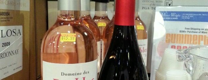 Mister Wright Fine Wine & Spirits is one of Moraima around the world.