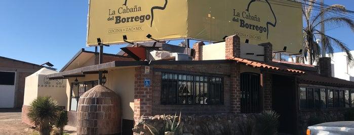 La Cabaña Del Borrego is one of Rafa : понравившиеся места.