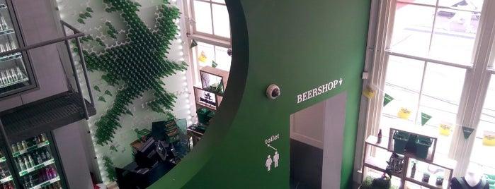 Heineken Brand Store is one of Amsterdam.