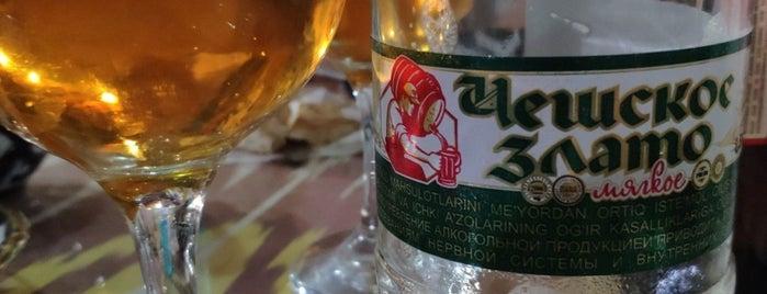 Chinar cafe is one of Lugares favoritos de Dmitry.