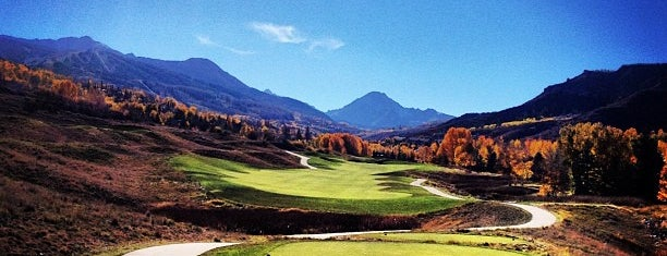 Snowmass Club is one of Aspen/Snowmass Area.