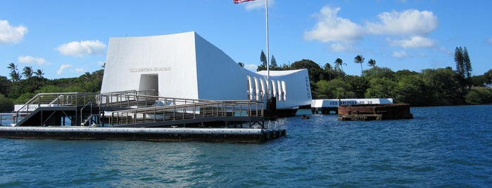 Pearl Harbor Visitor Center is one of Hawaii.