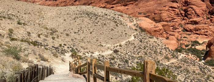Red Rock Canyon Overlook is one of Barstow.