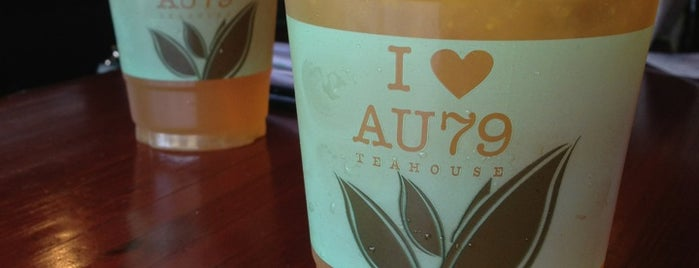 AU79 Tea Express is one of food to try.