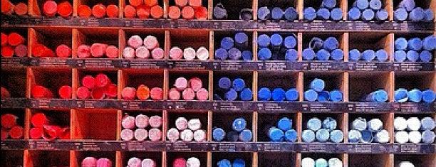 Utrecht Art Supplies is one of NYC Arts & Crafts + Scrapbooking.