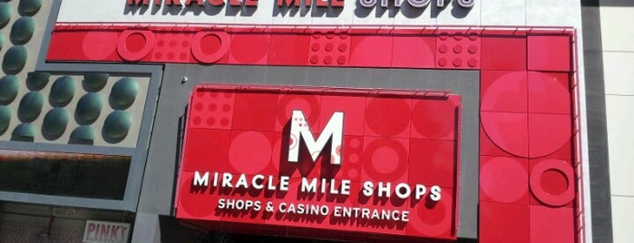 Miracle Mile Shops is one of Vegas Places with Check-In Deals.
