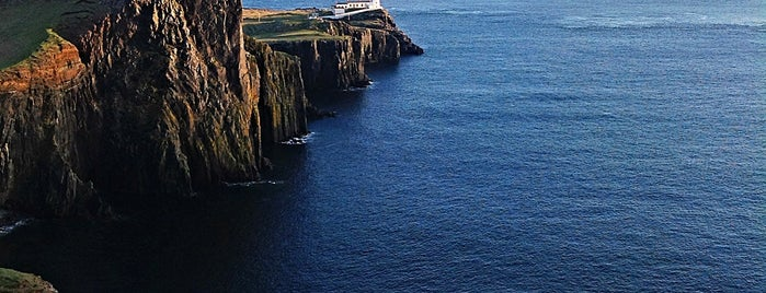 Neist Point Lighthouse is one of Top photography spots.