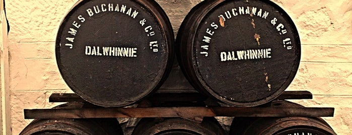 Dalwhinnie Distillery is one of Alexander's Liked Places.