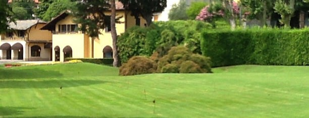 Circolo Golf Villa d'Este is one of Италия гольф.