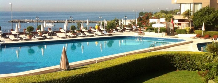 Çınar Hotel İstanbul is one of Best Beaches and Pools in Istanbul.