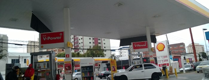 Posto Shell is one of Paulaさんのお気に入りスポット.